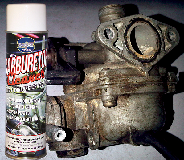 Carburetor Cleaner Share Corp